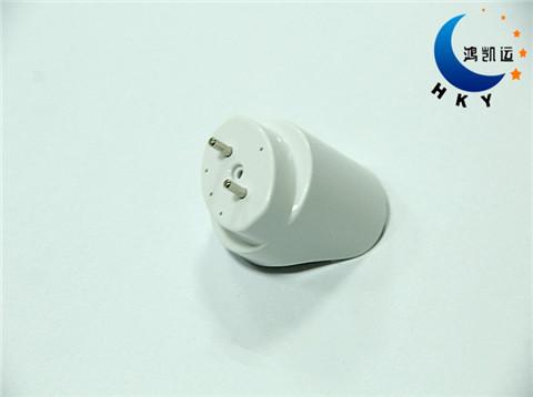 LEDT8灯管旋转堵头注塑加工厂