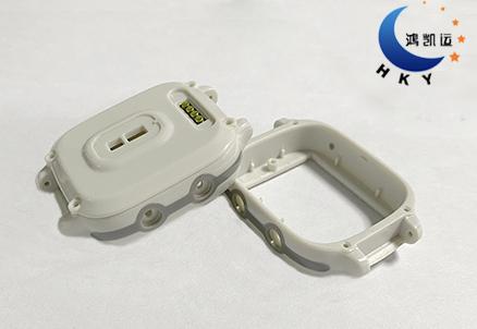 智能手表双色塑胶模具